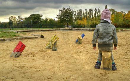 Mauerpark: Am Ende des Regenbogens