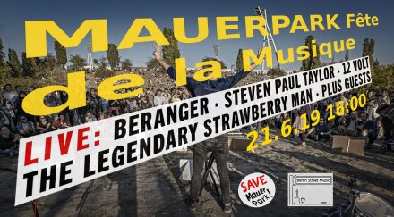 The Fête de la Musique is back in Mauerpark