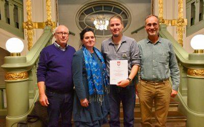 Freunde des Mauerparks erhalten Ehrenamtspreis