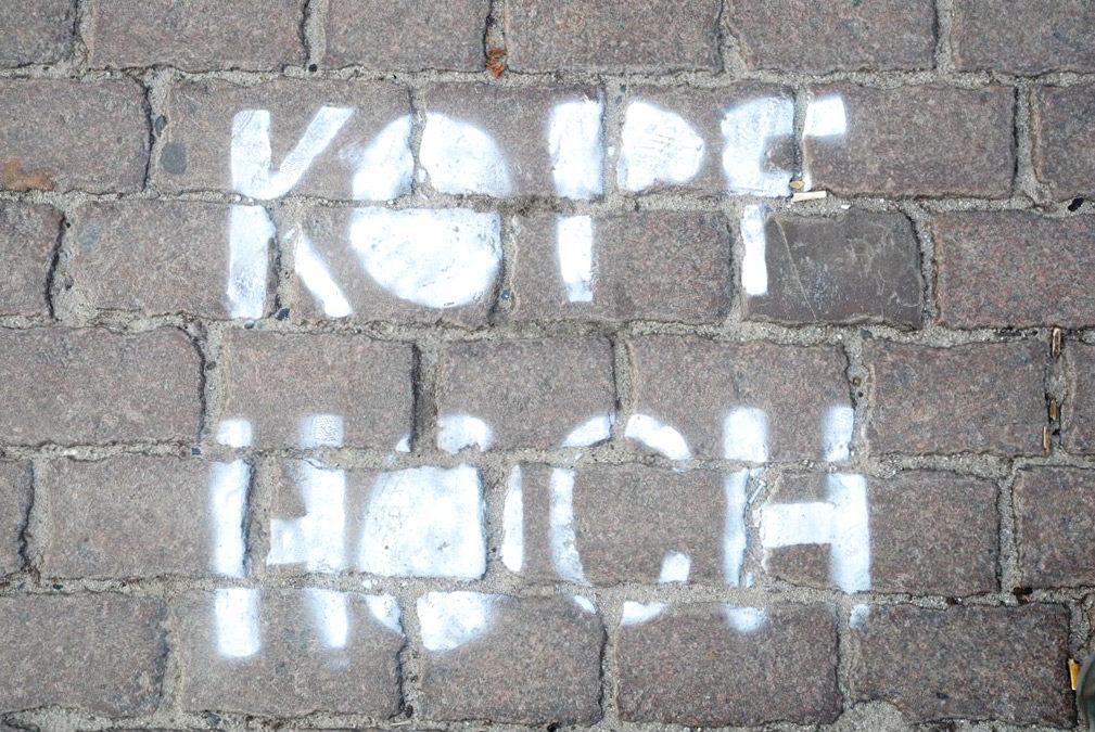 Silvester: Aufenthaltsverbot im Mauerpark