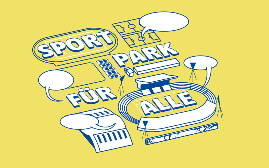 Friedrich-Ludwig-Jahn-Sportpark: a public participation process is launched