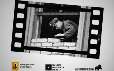 60 Jahre Mauerbau: Mauerfilme im Mauerpark