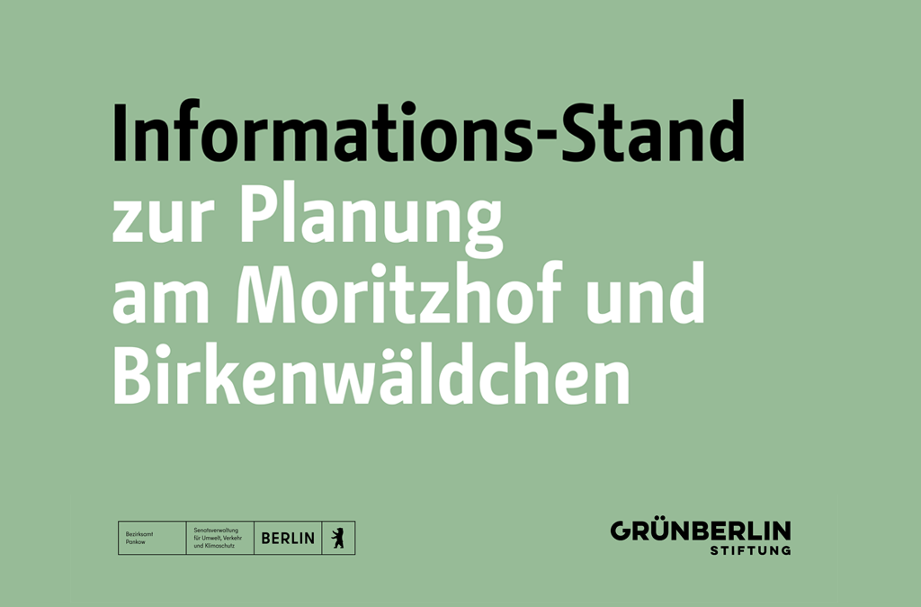 Mauerpark Qualifizierung: Infos zum aktuellen Stand